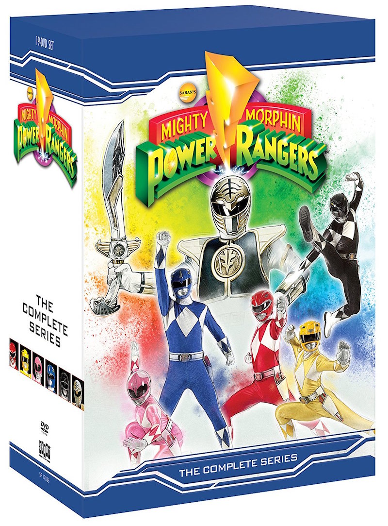 Mighty Morphin' Power Rangers - The Complete Series