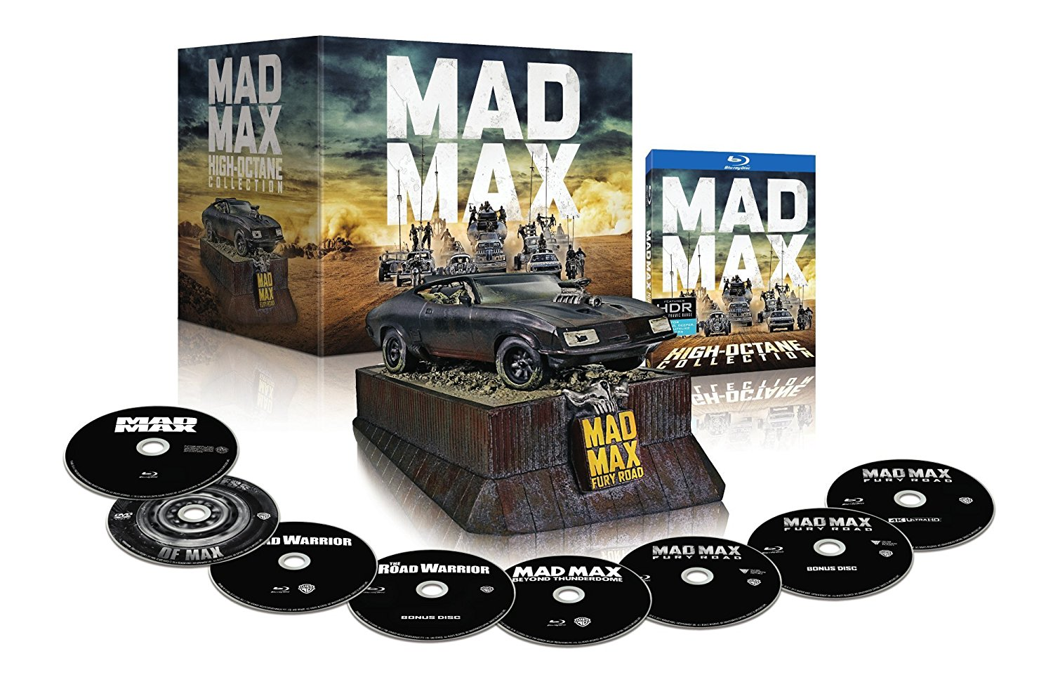 Mad Max High Octane Anthology Collection
