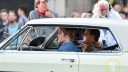 Once Upon a Time in Hollywood set photos
