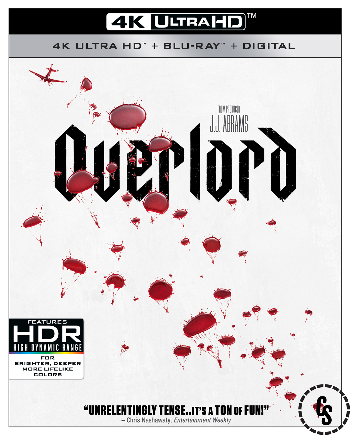Overlord 4K Cover