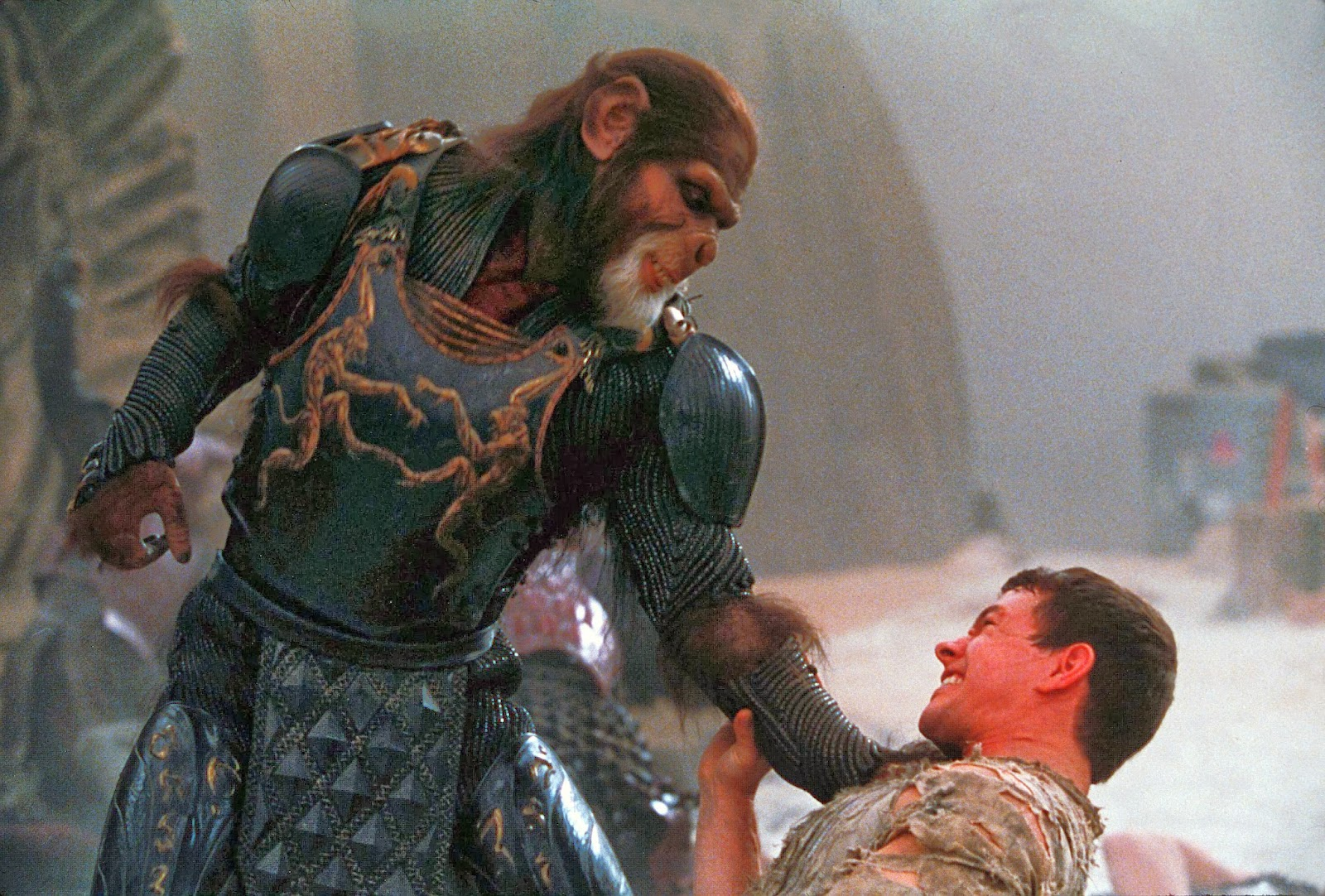 7. Planet of the Apes (2001)