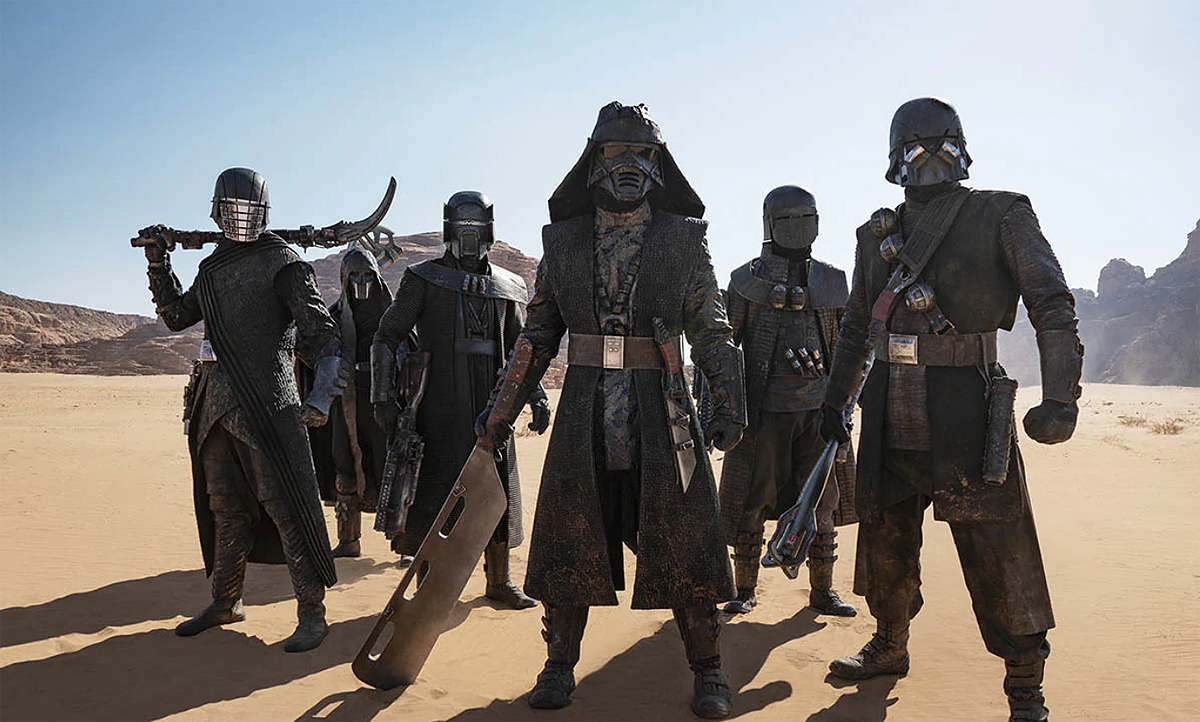 #8. The Knights of Ren