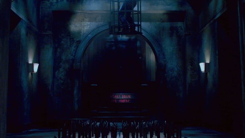 #44 Suspended Cage (Saw: The Final Chapter)