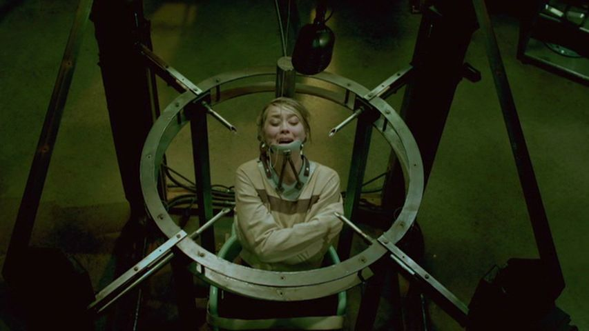 #21 Silence Circle (Saw: The Final Chapter)