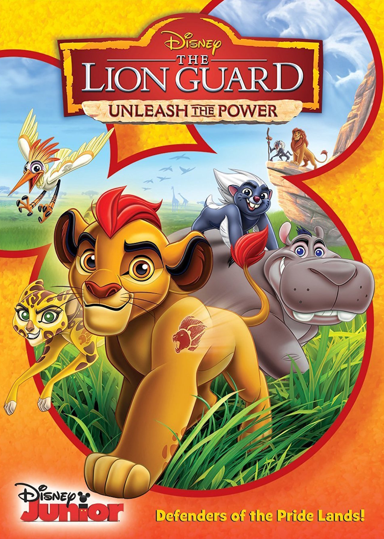 The Lion Guard: Defenders of the Pride Lands!