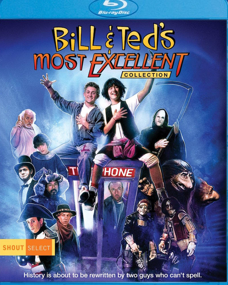 Bill and Ted's Most Excellent Collection