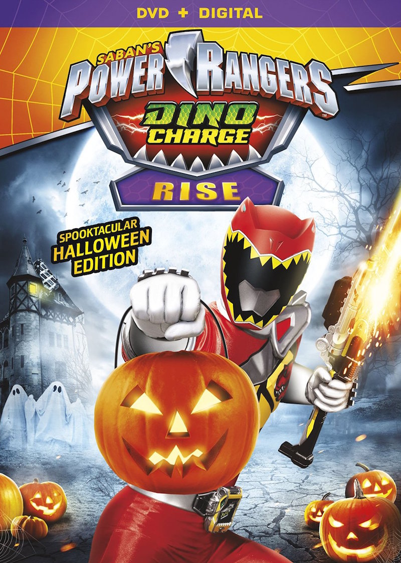Power Rangers Dino Charge - Rise