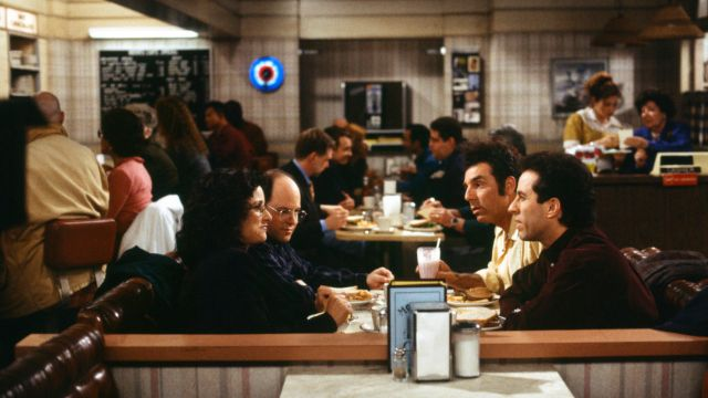 2. Monk's Diner, 'Seinfeld' (1989 to 1998)