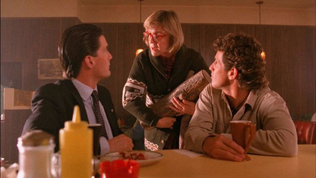 1. The Double R Diner, 'Twin Peaks' (1990 to 1991, 2017)