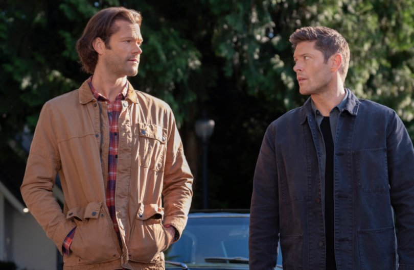 Supernatural - Carry On