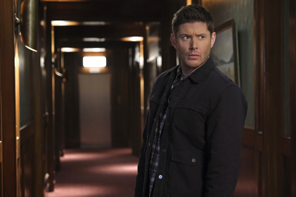 Supernatural - Drag Me Away (From You)