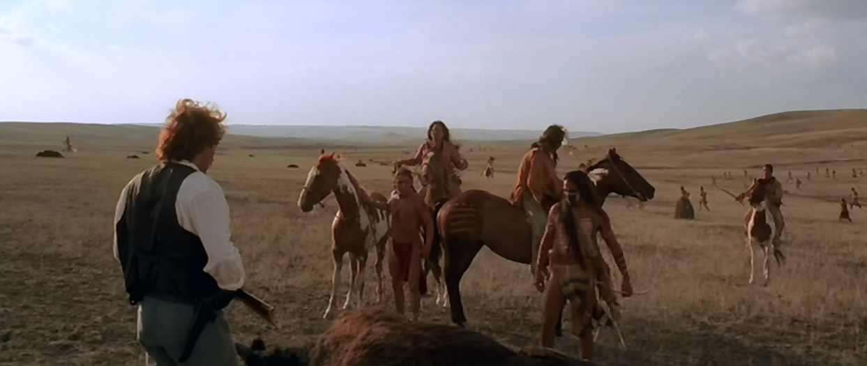 Buffalo liver? Dances with Wolves (1990)
