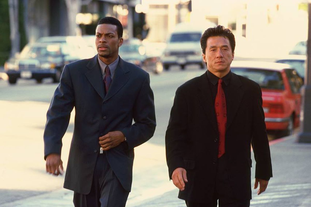 Lee and Carter, Rush Hour (1998)