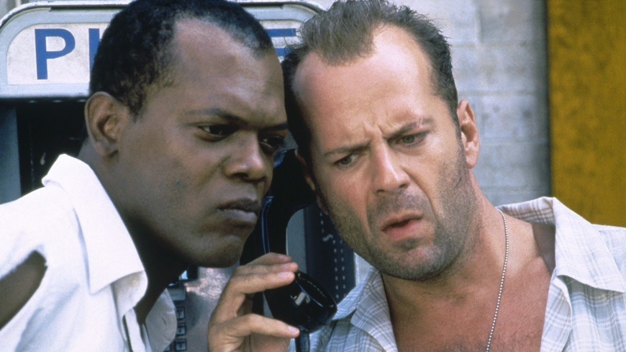 McClane and Carver, Die Hard with a Vengeance (1995)