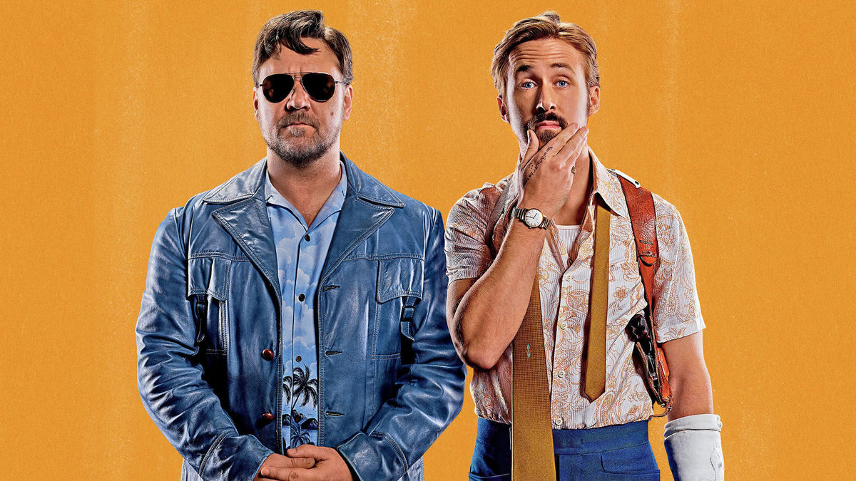 Healy and March, The Nice Guys (2016)