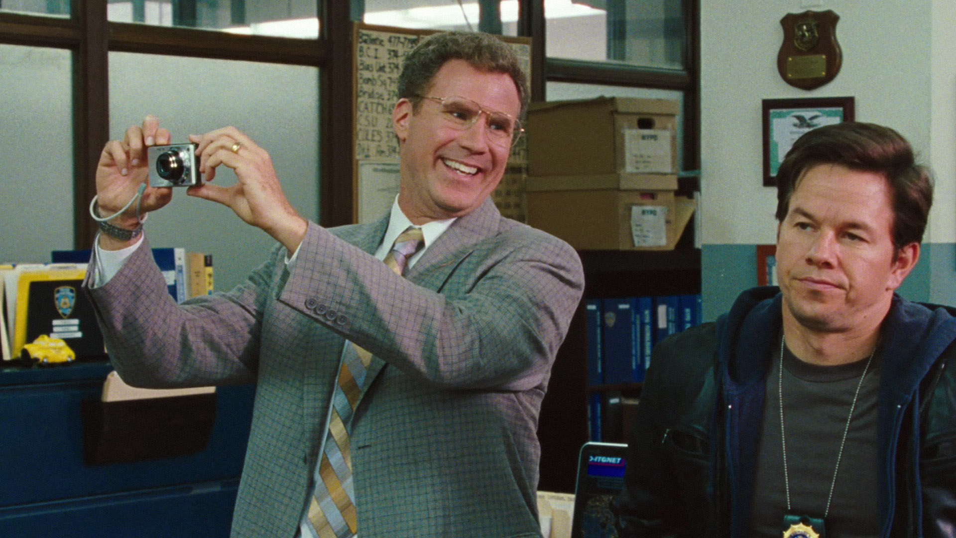 Gamble and Hoitz, The Other Guys (2010)