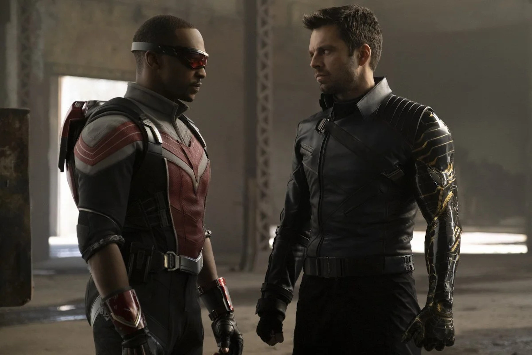 Marvel Reveals New Stills From The Falcon and the Winter Soldier