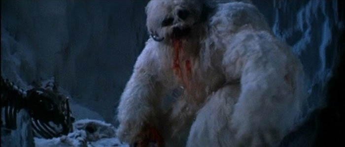 4. THE EMPIRE STRIKES BACK (Special Edition Wampa Sequence)