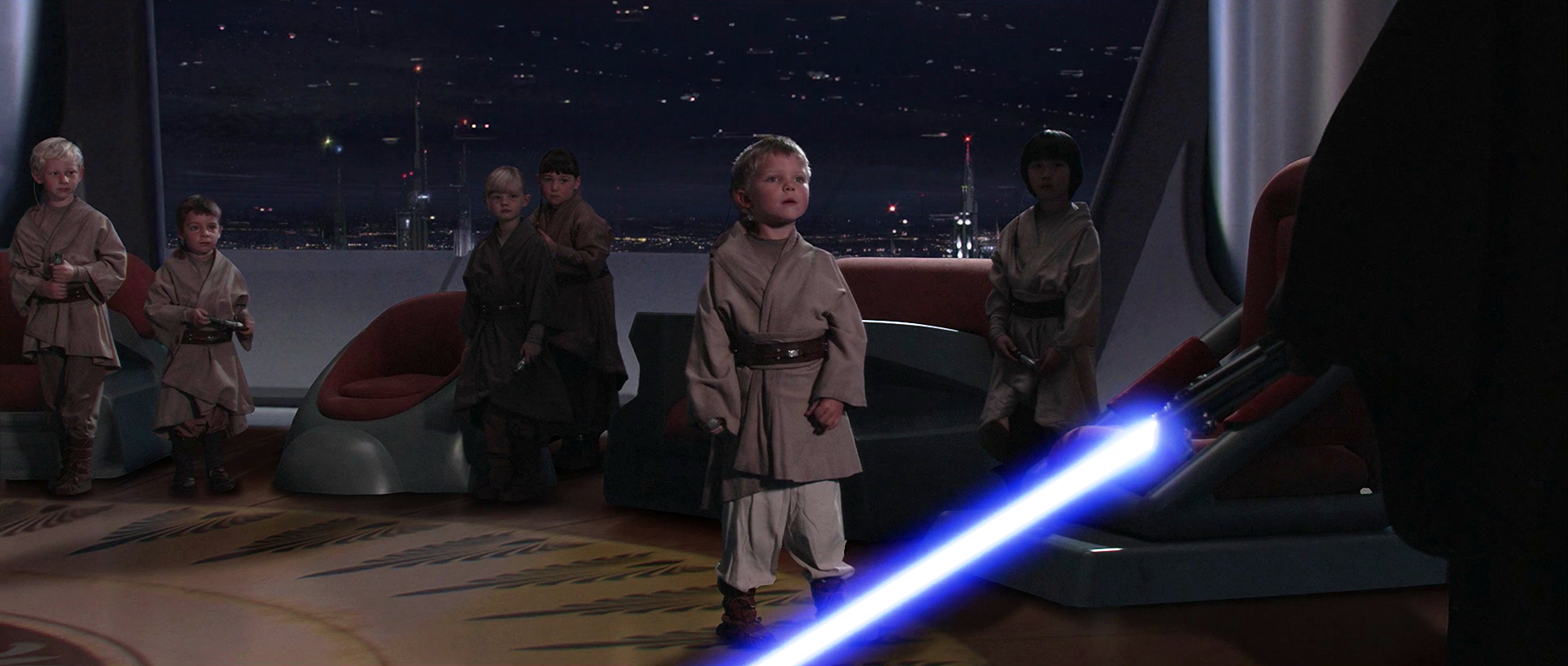 5. REVENGE OF THE SITH (The Execution of Order-66)