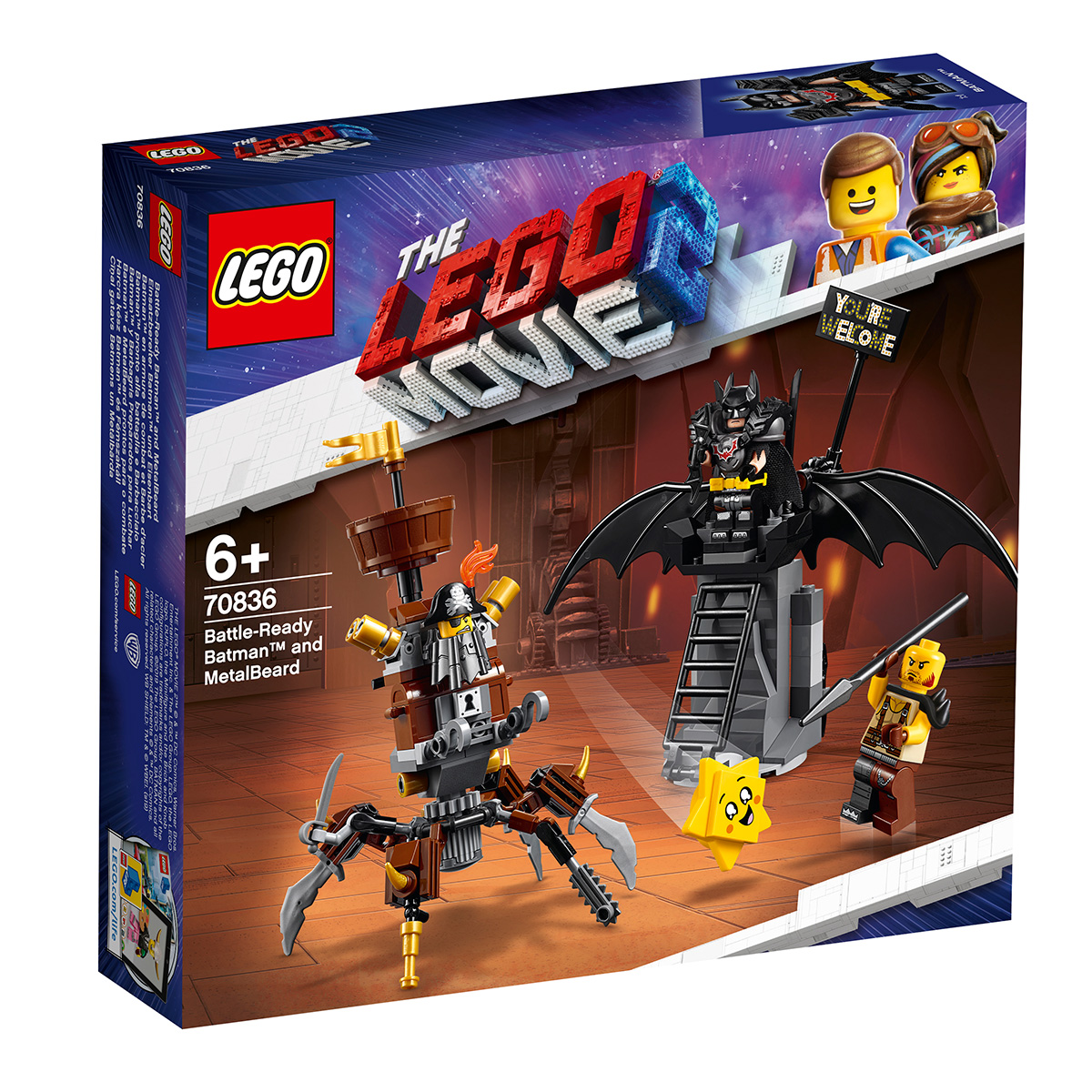 The LEGO Movie 2 Building Sets
