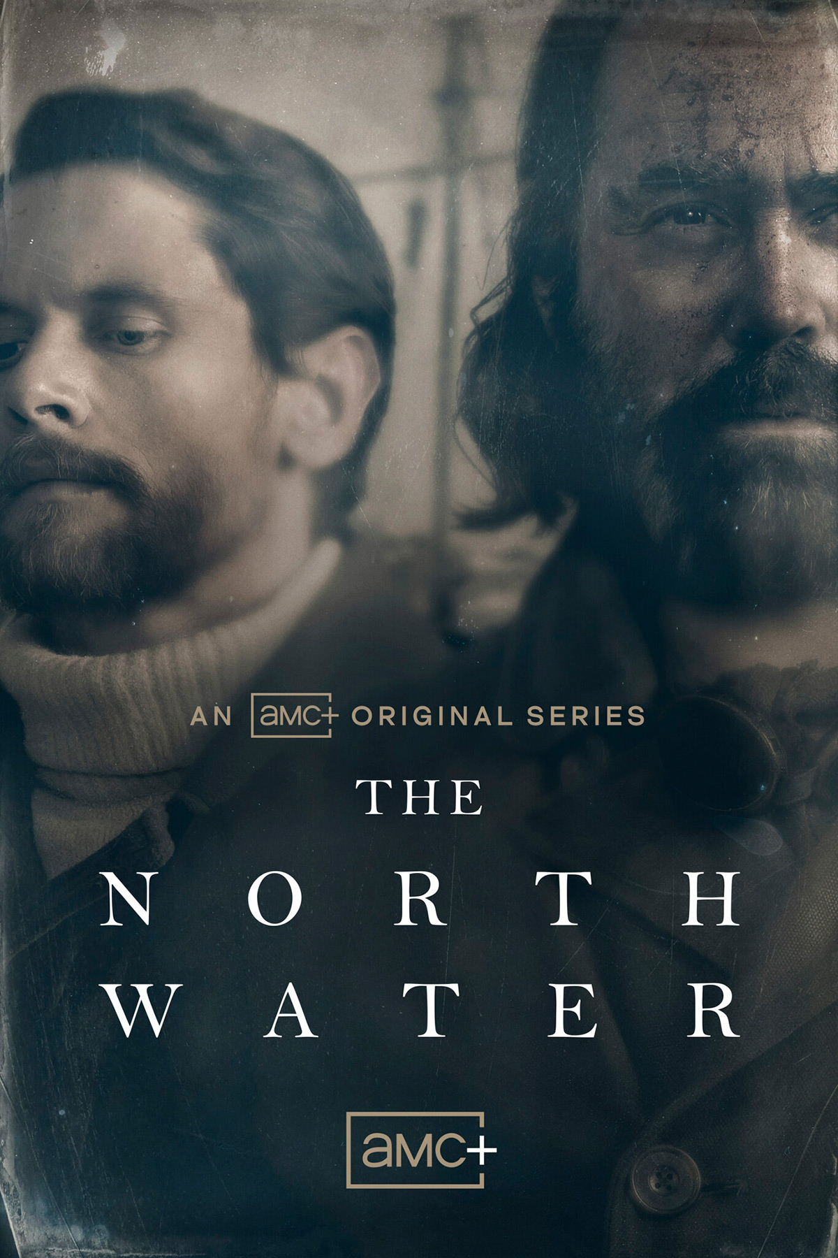 AMC+'s The North Water Trailer Starring Jack O'Connell & Colin Farrell