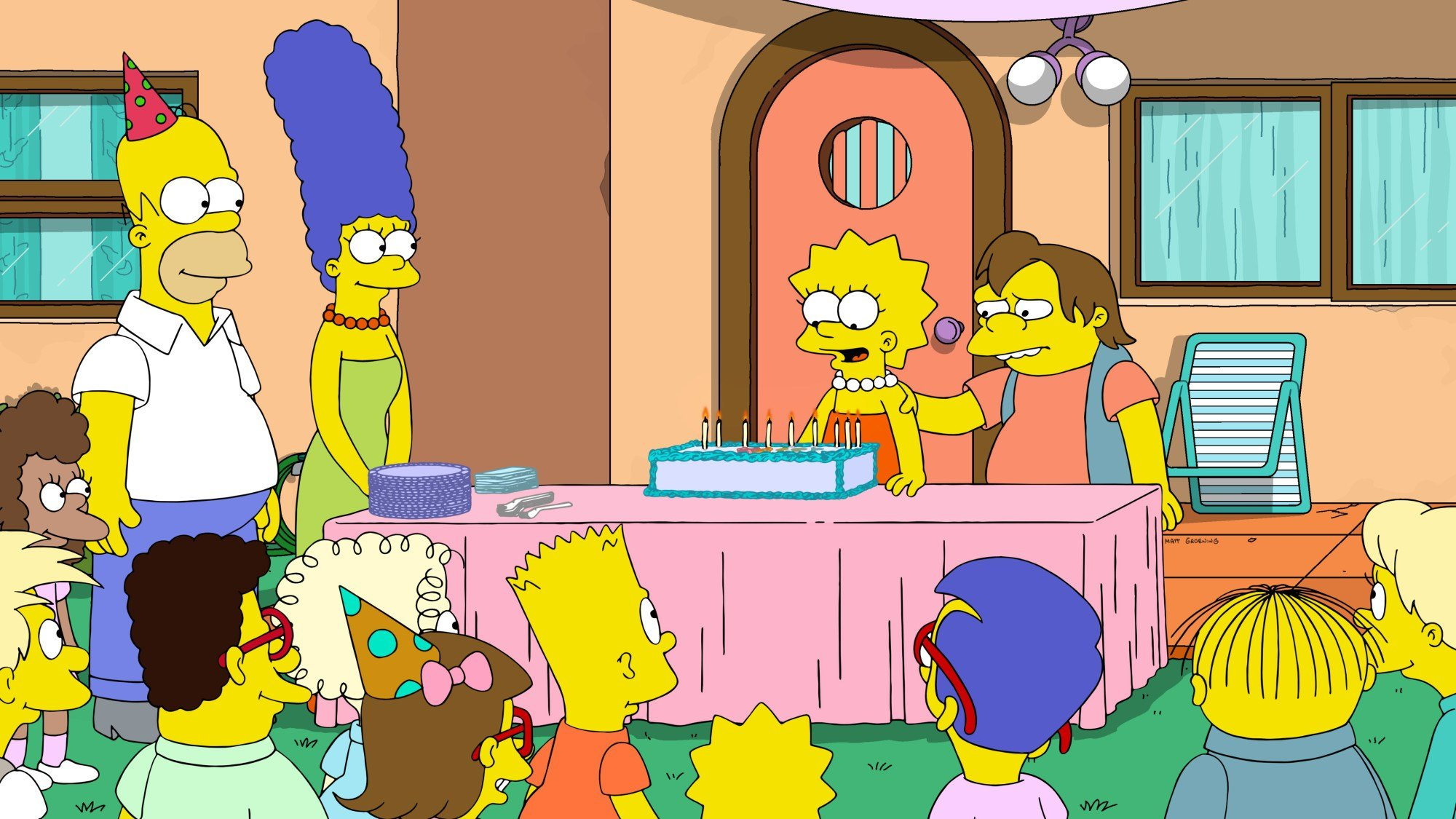 The Simpsons Treehouse of Horror XXXI