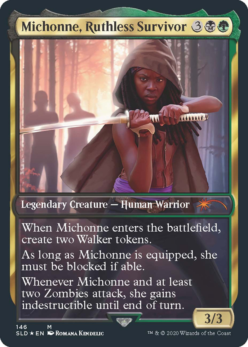 The Walking Dead - Magic the Gathering