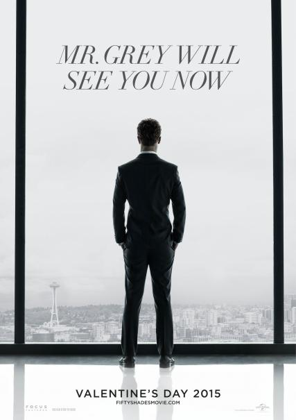 #1 Fifty Shades of Grey (Universal)