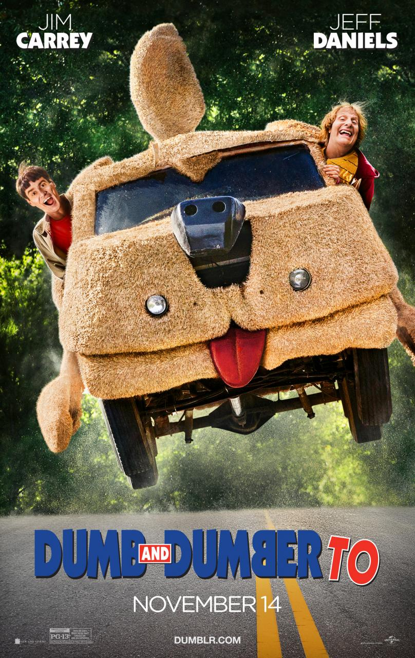 #8 Dumb and Dumber To (Universal)