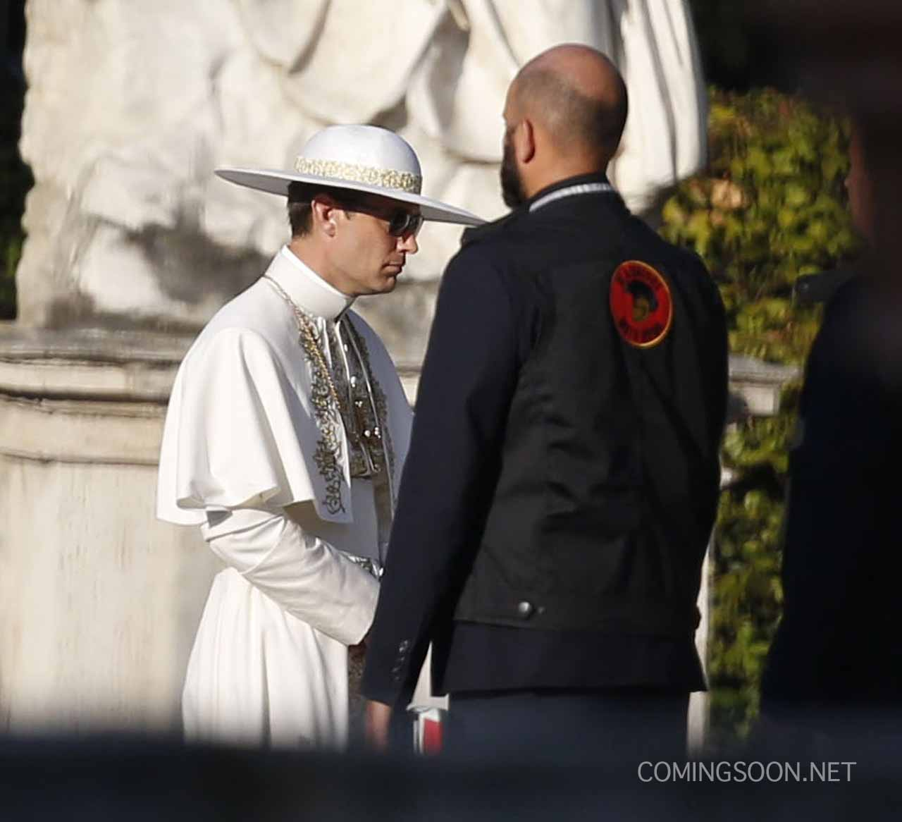 The Young Pope Set