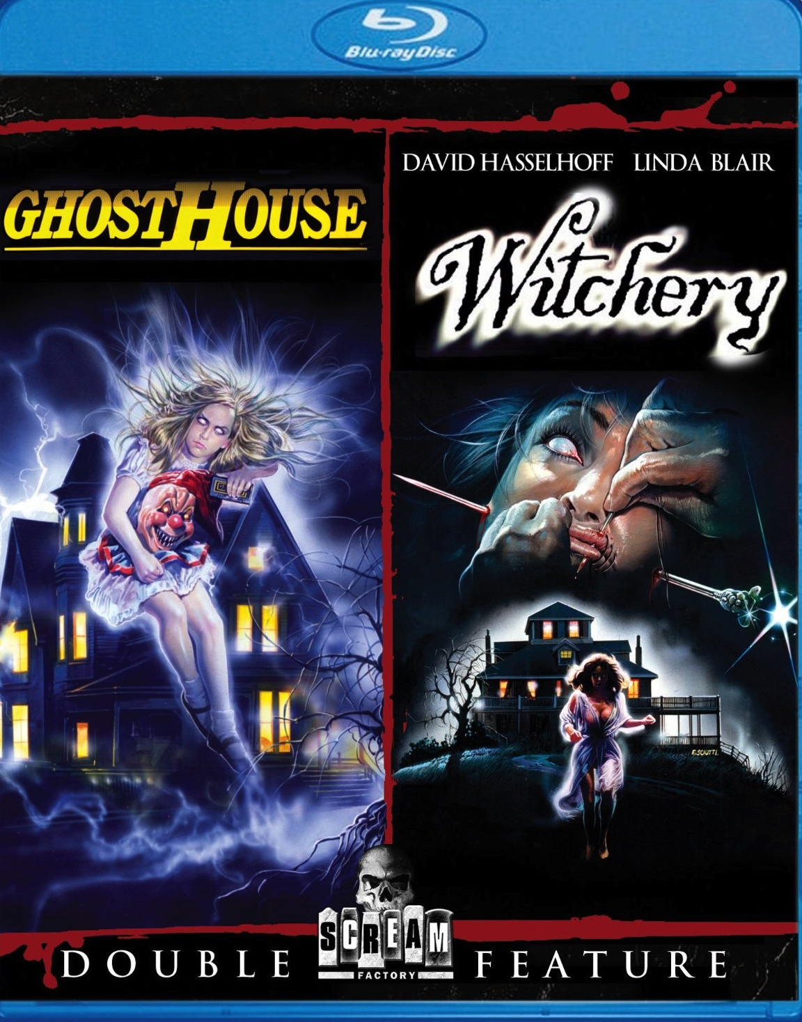 Ghosthouse / Witchery