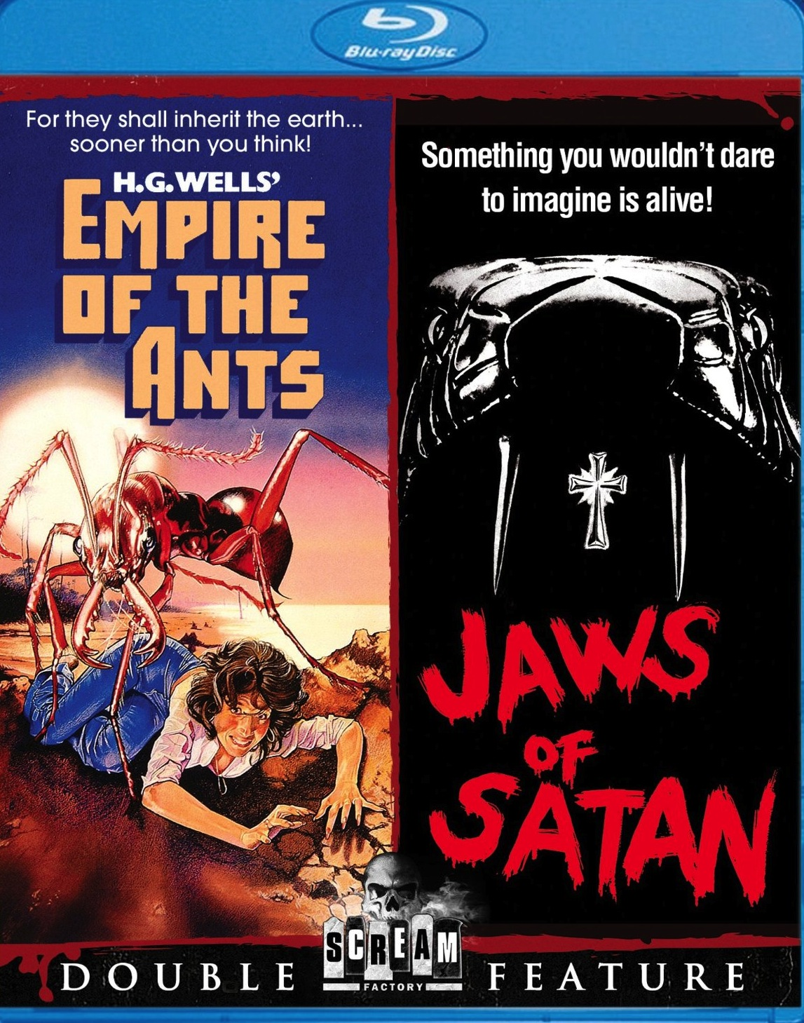 Empire of the Ants / Jaws of Satan