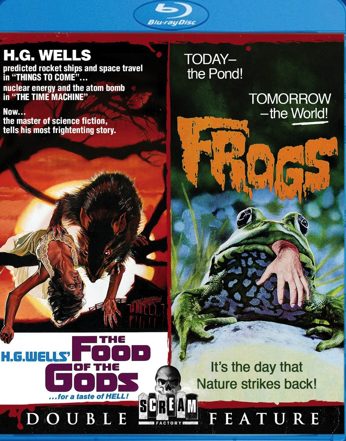 Food of the Gods / Frogs