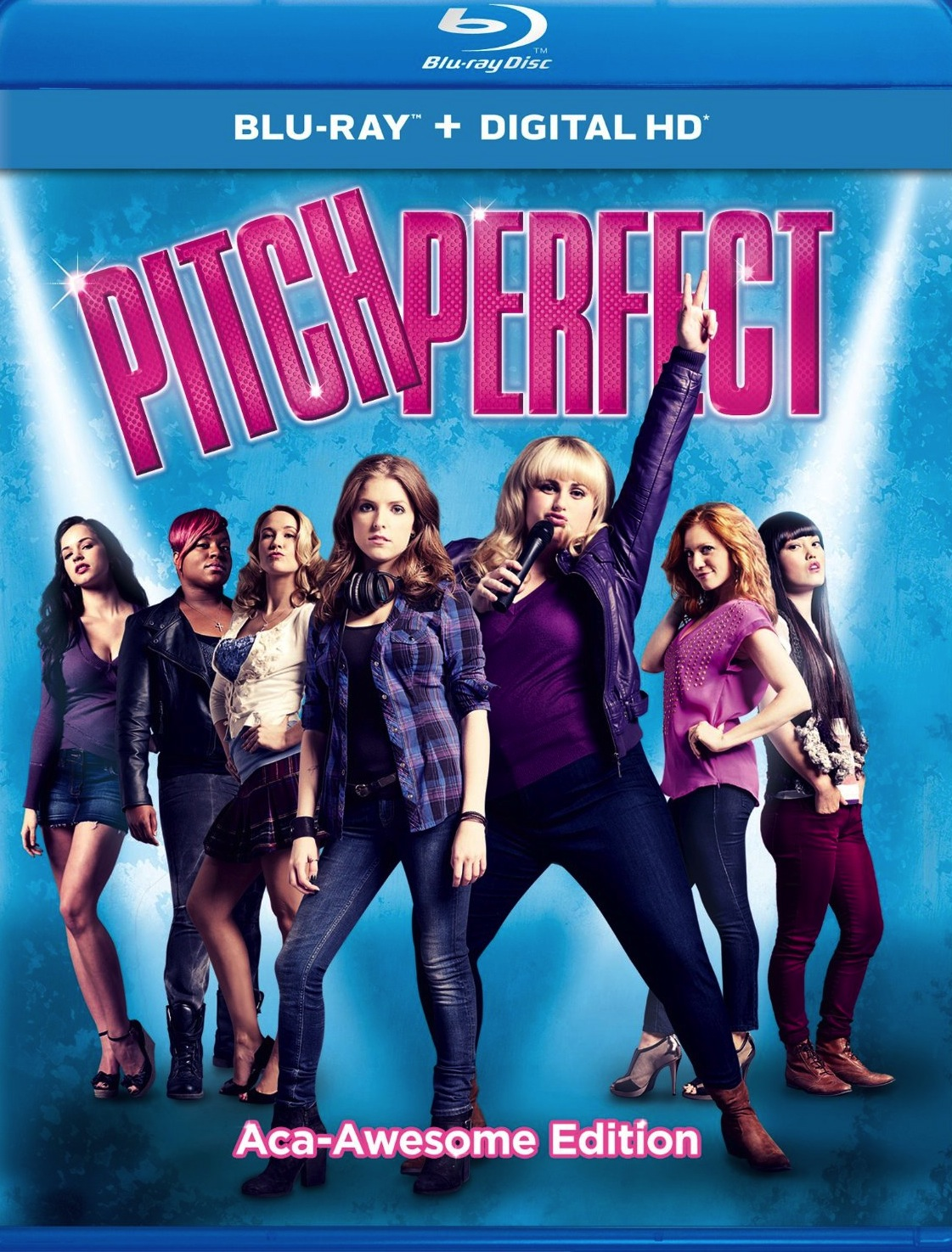 Pitch Perfect Aca Awesome Edition Blu-ray Review