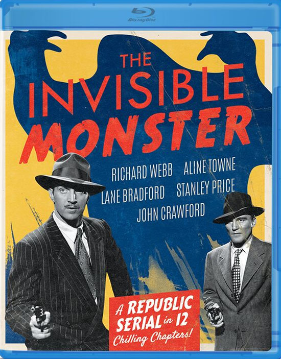 The Invisible Monster