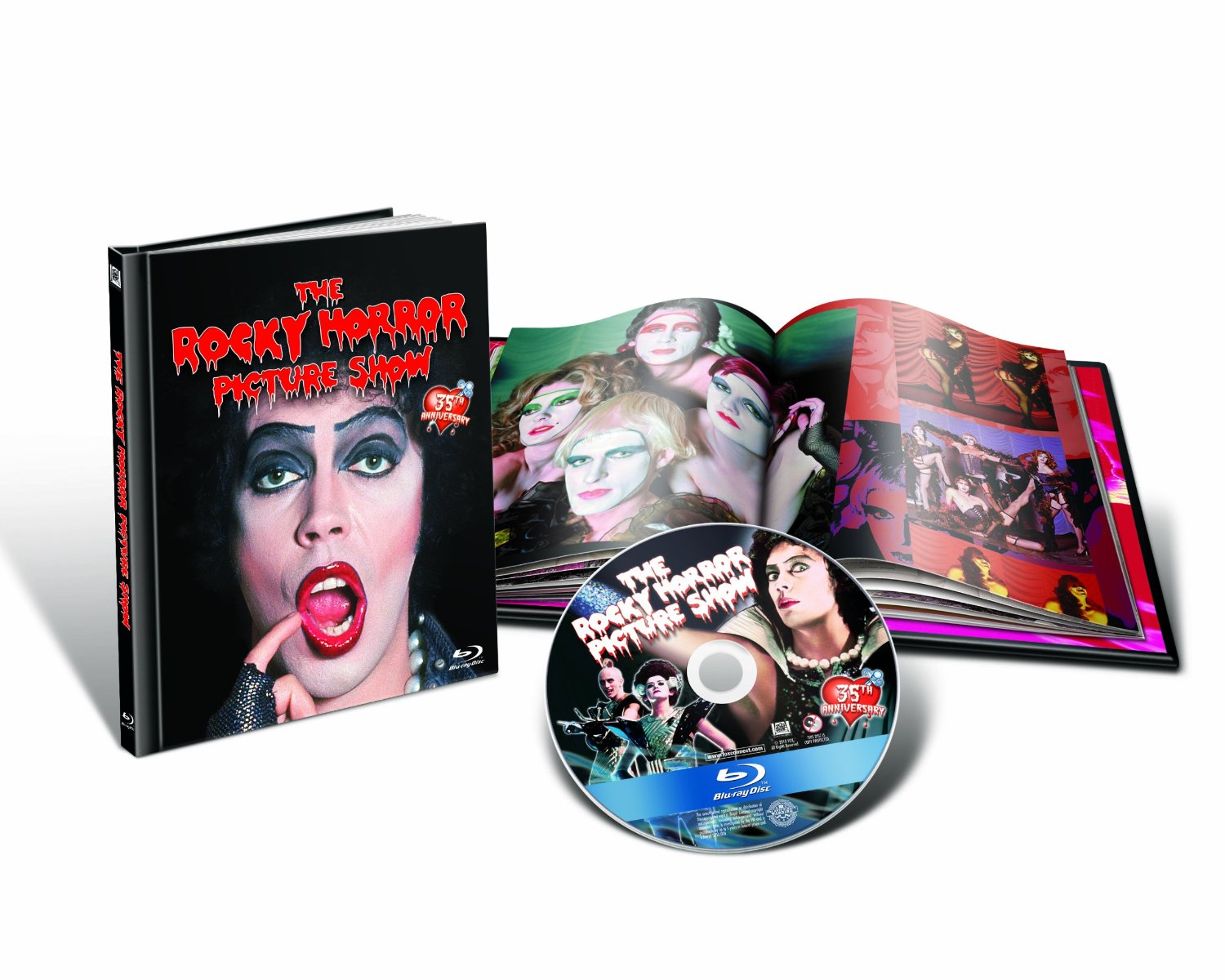 The Rocky Horror Picture Show: 40th Anniversary Edition