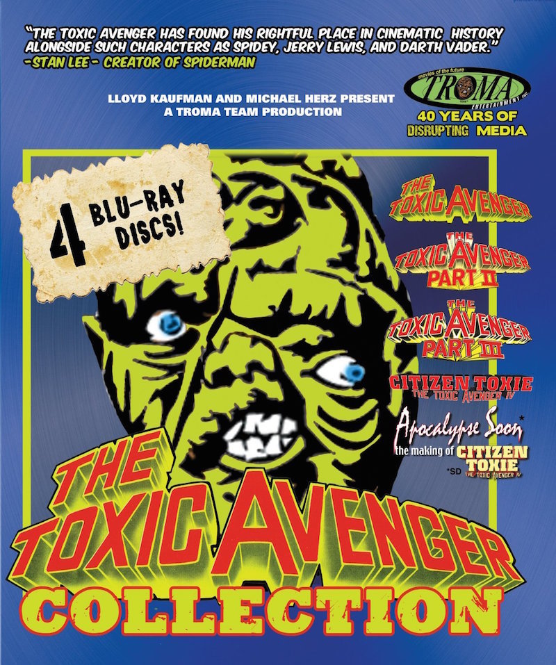 The Toxic Avenger Collection