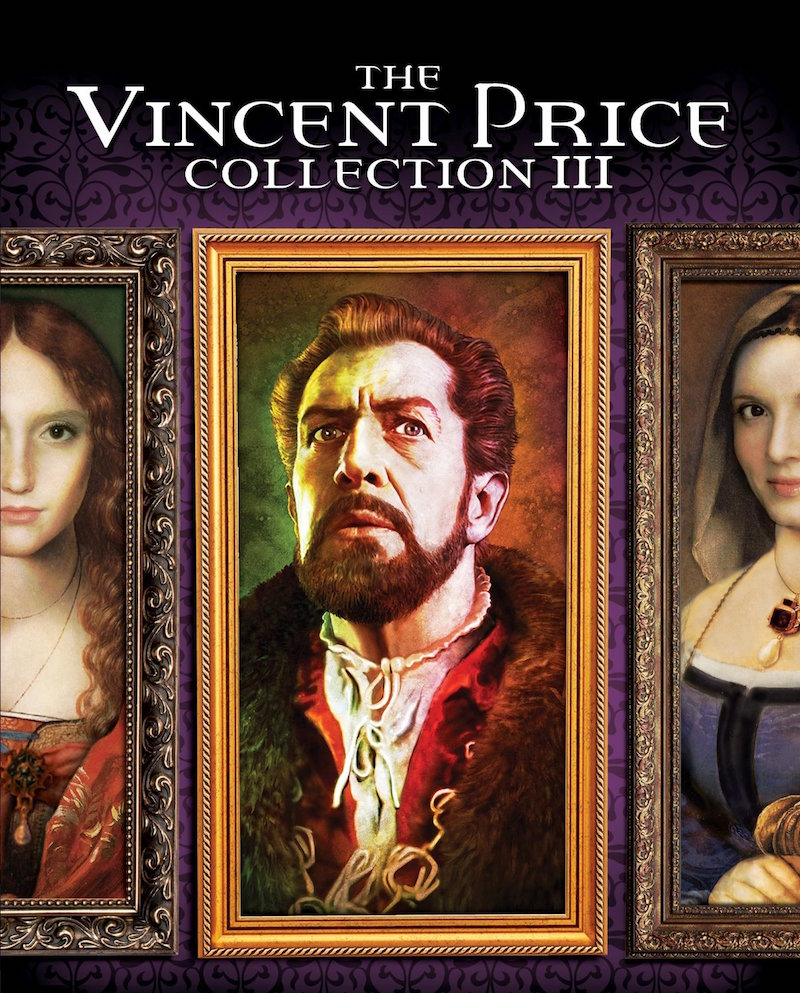 The Vincent Price Collection Volume Three