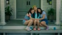 TO ALL THE BOYS: ALWAYS AND FOREVER (L-R): ANNA CATHCART as KITTY, LANA CONDOR as LARA JEAN, JANEL PARRISH as MARGOT. KATIE YU/NETFLIX© 2021