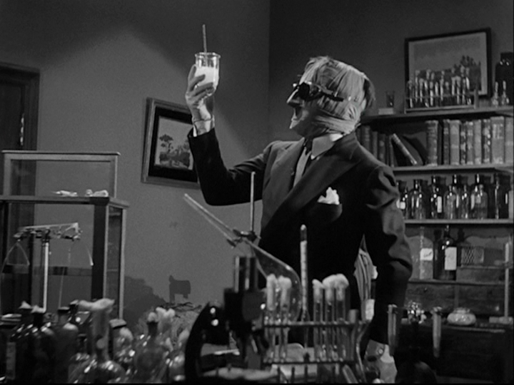 #7 The Invisible Man (1933)