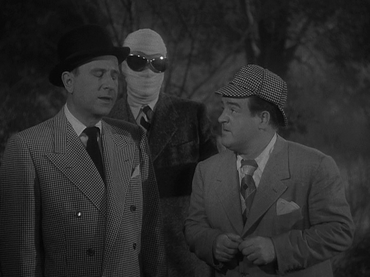 #18 Abbott and Costello Meet The Invisible Man (1951)