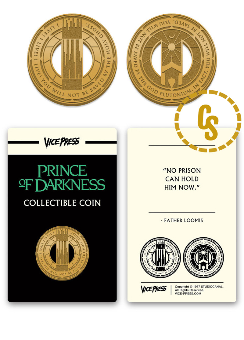 Florey, Prince of Darkness Coin