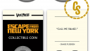 Florey, Escape From New York Coin