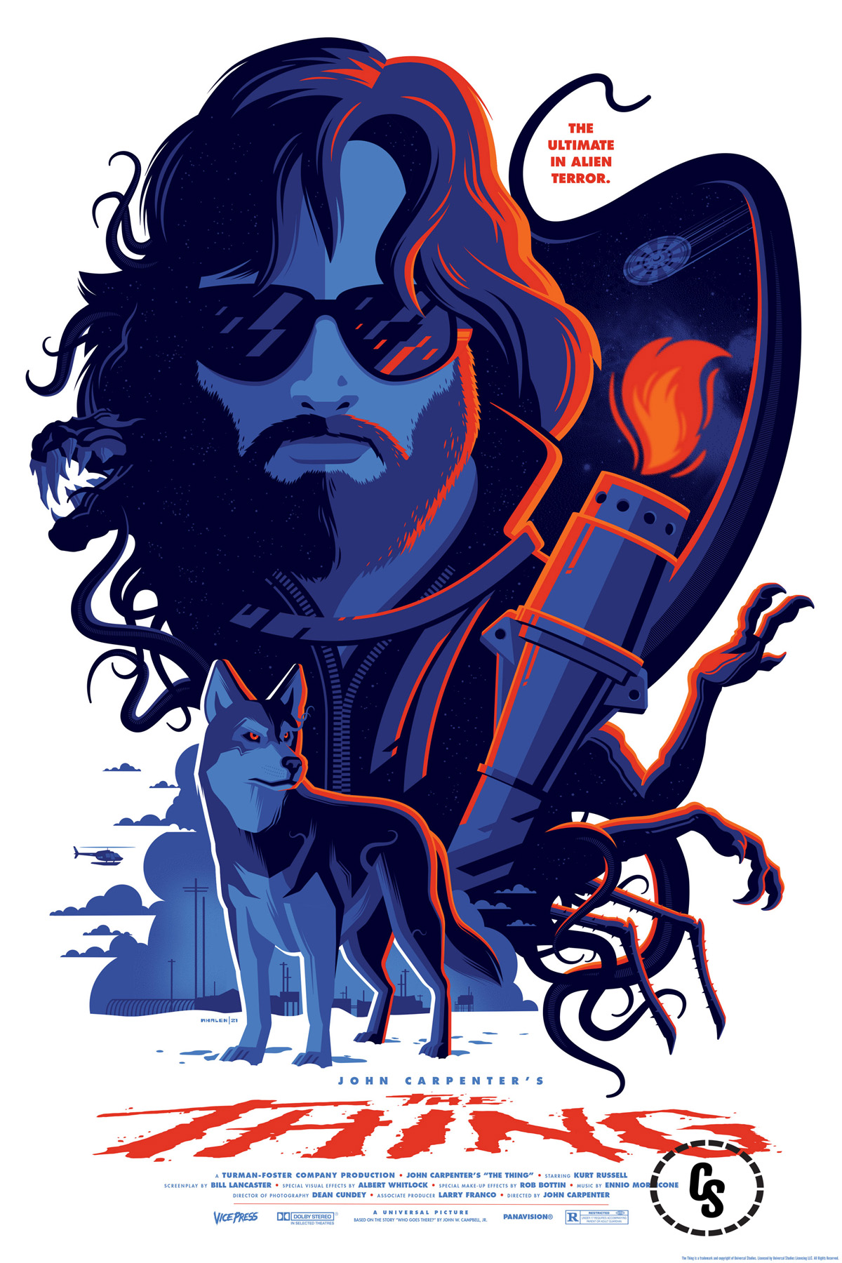 Tom Whalen, The Thing