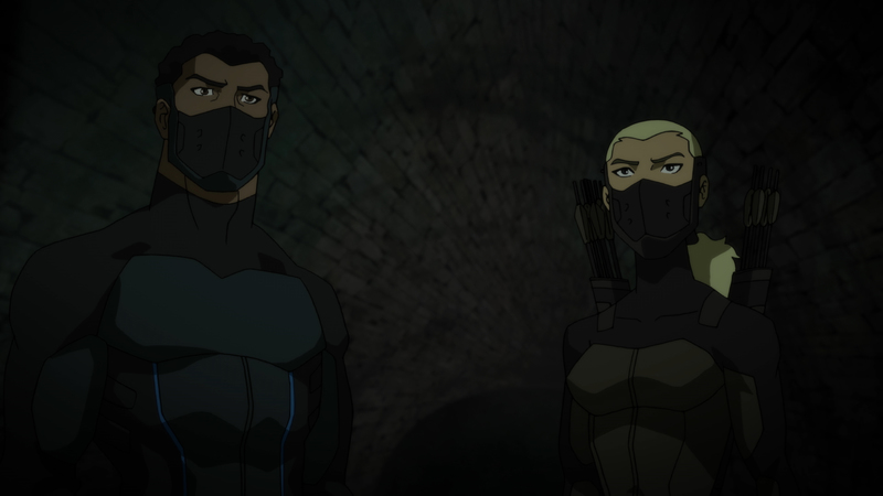 Young Justice Episode 3.03 - Eminent Threat